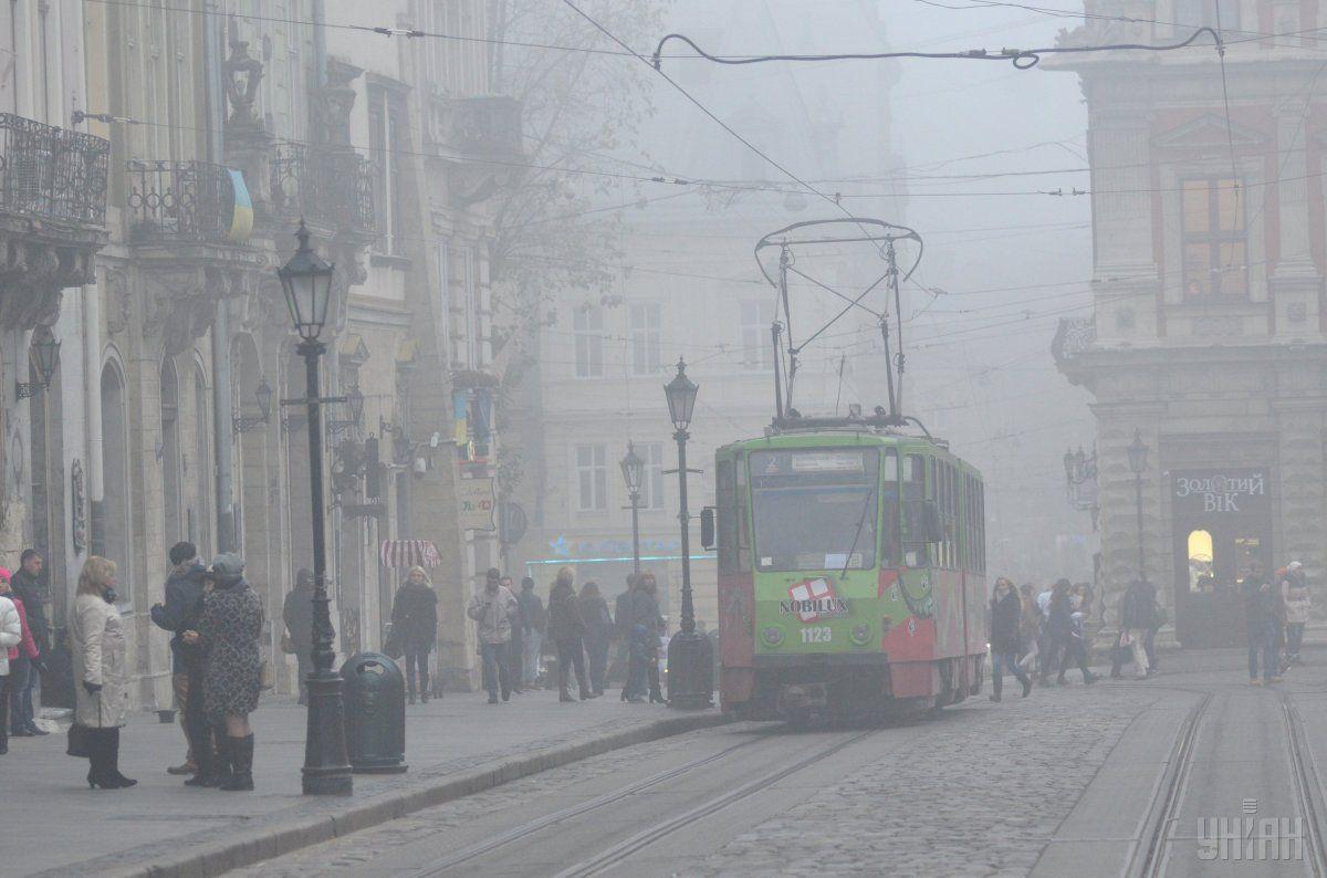 На заході та в центрі України очікується туман / фото УНІАН