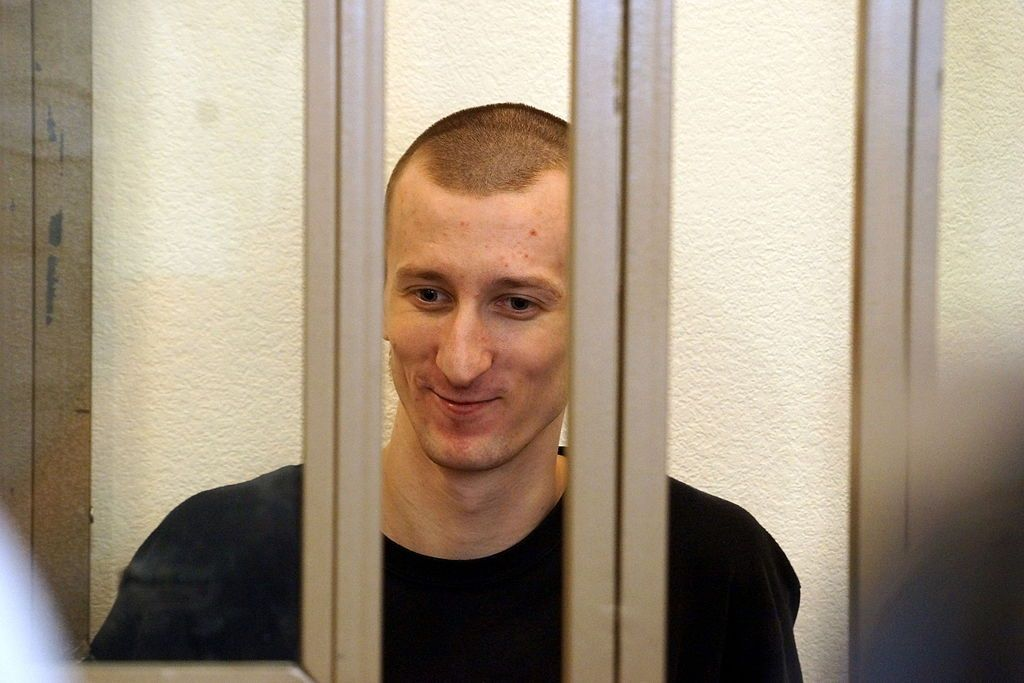 За время голодовки вес Кольченко снизился до 54 кг / wikipedia.org