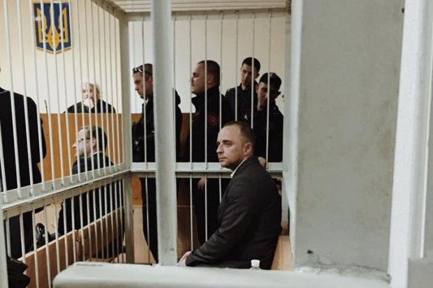 За Момота внесли 5 мільйонів гривент застави / facebook.com/momot.aleksey