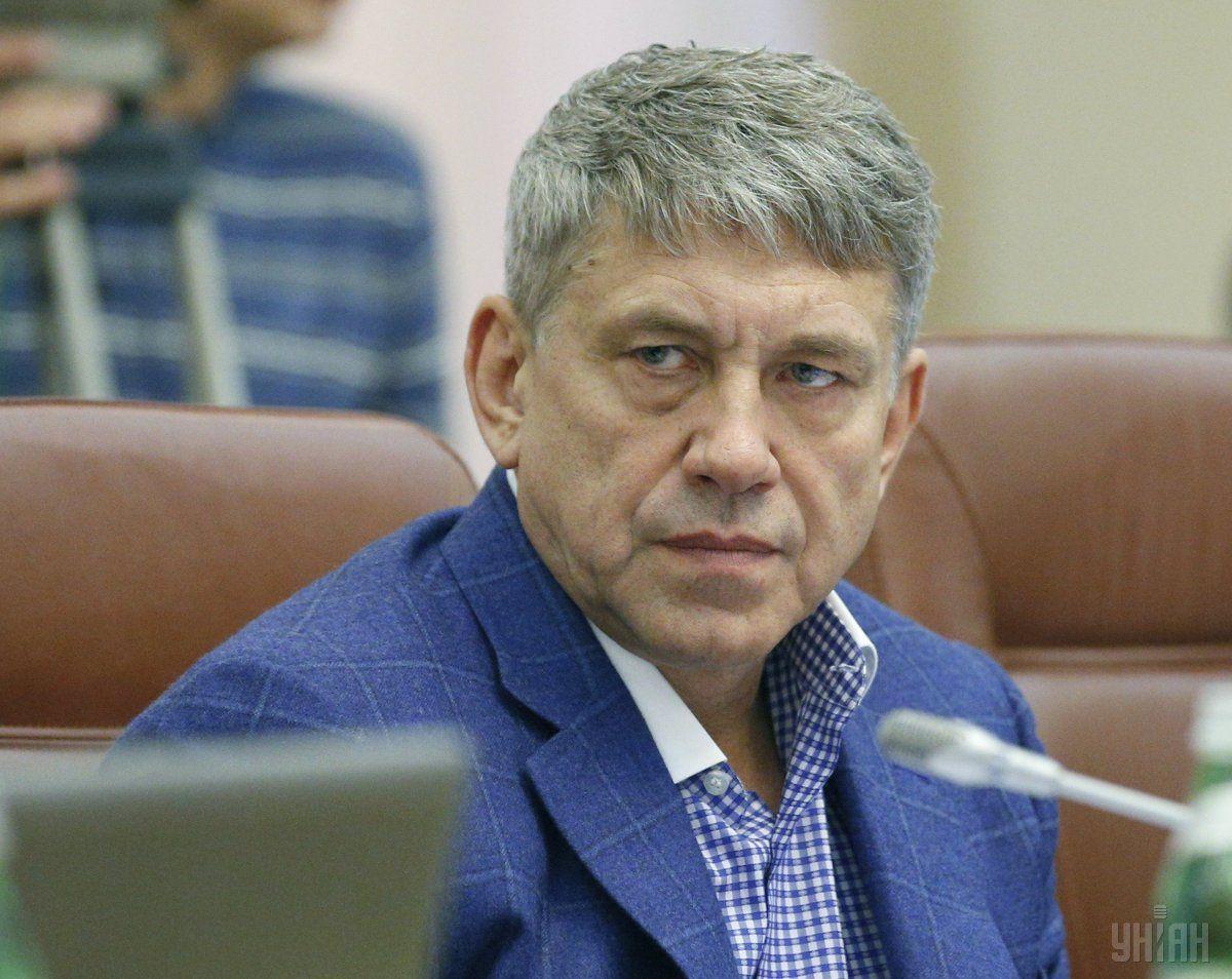 Министр энергетики Игорь Насалик / фото УНИАН