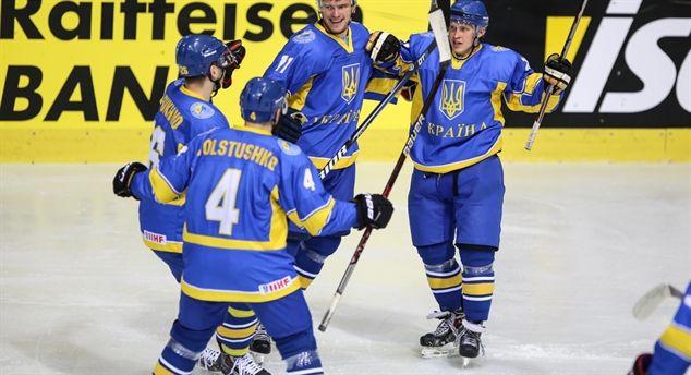 Збірна України виграла у 2016-му році чемпіонат світу у третьому за значущістю дивізіоні 1В / wmib2016.iihf.com