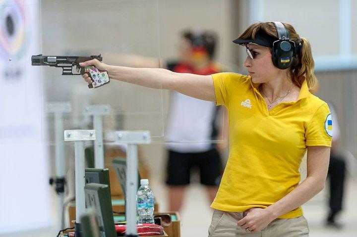 Костевич стала чемпионкой мира в стрельбе с 25 метров / issf-sports.org