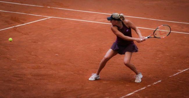 Украинка Козлова вышла восновную сетку Открытого чемпионата Франции потеннису