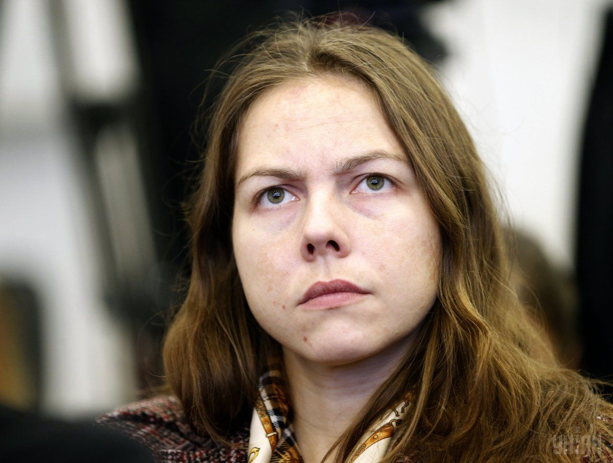 Вера Савченко написала письмо Трампу за дело ее сестры / фото УНИАН