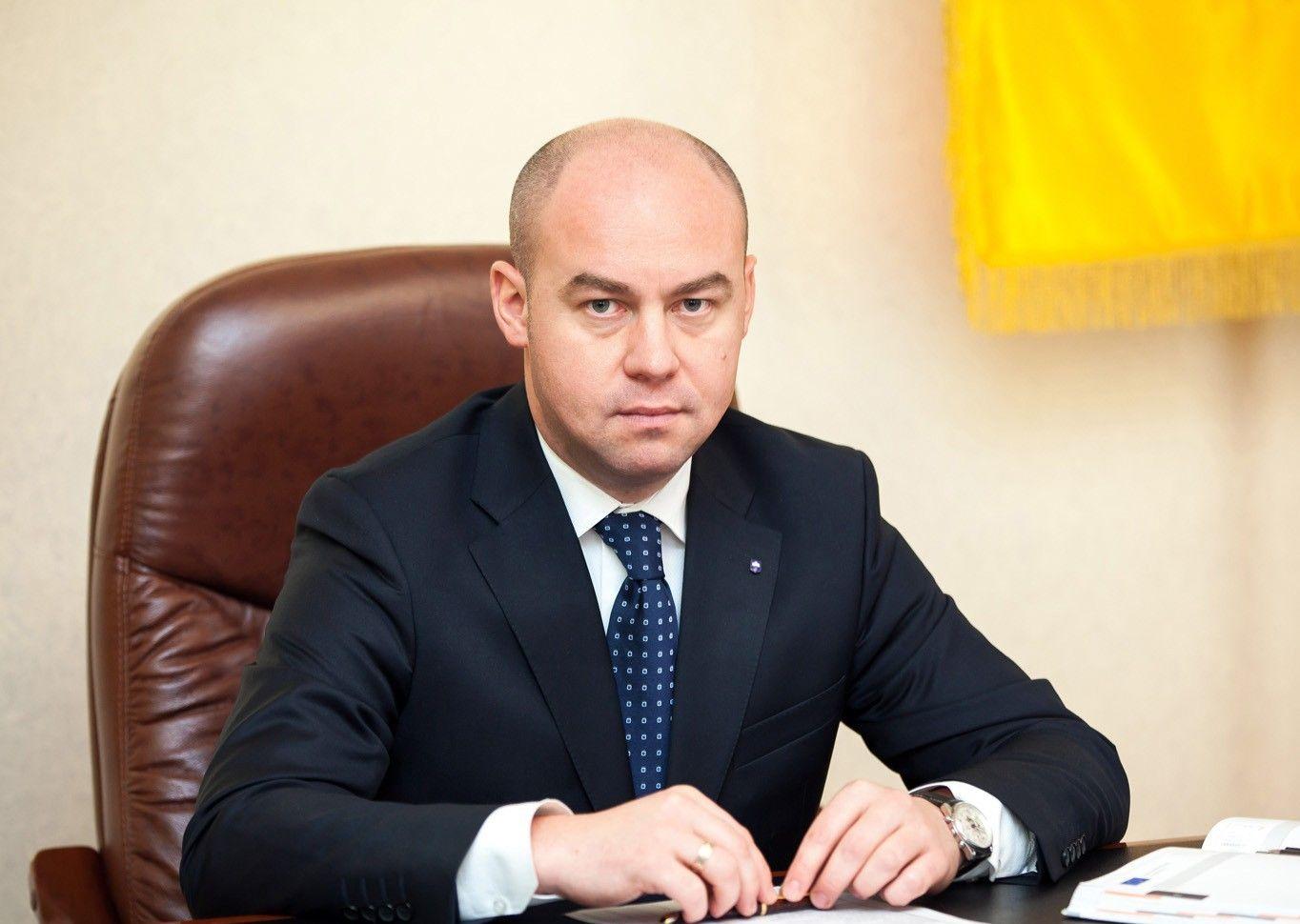 Сергій Надал подав е-декларацію / www.rada.te.ua