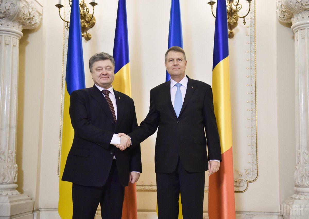 Kyiv-Bucharest relations need a large-scale reboot / Photo from UNIAN
