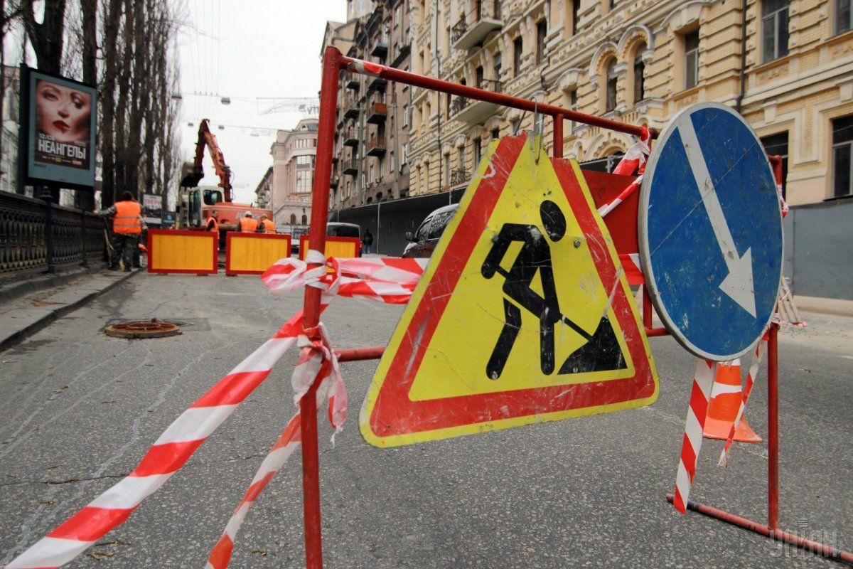 Столичний автодор відзвітував, скільки метрів доріг відремонтував / УНІАН