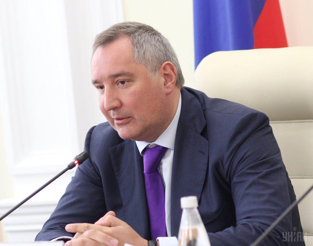 Нова дата візиту Рогозіна в США визначена не була \ УНІАН