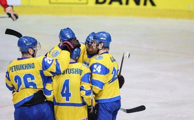 Сборная Украины выиграла Дивизион 1В / iihf.com