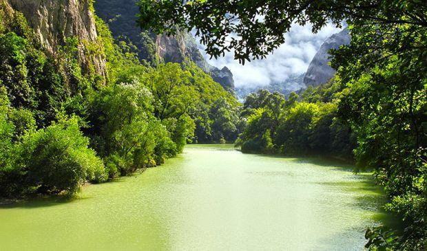 Бассейн является источником 20 процентов пресной воды на планете / фото www.natureflip.com