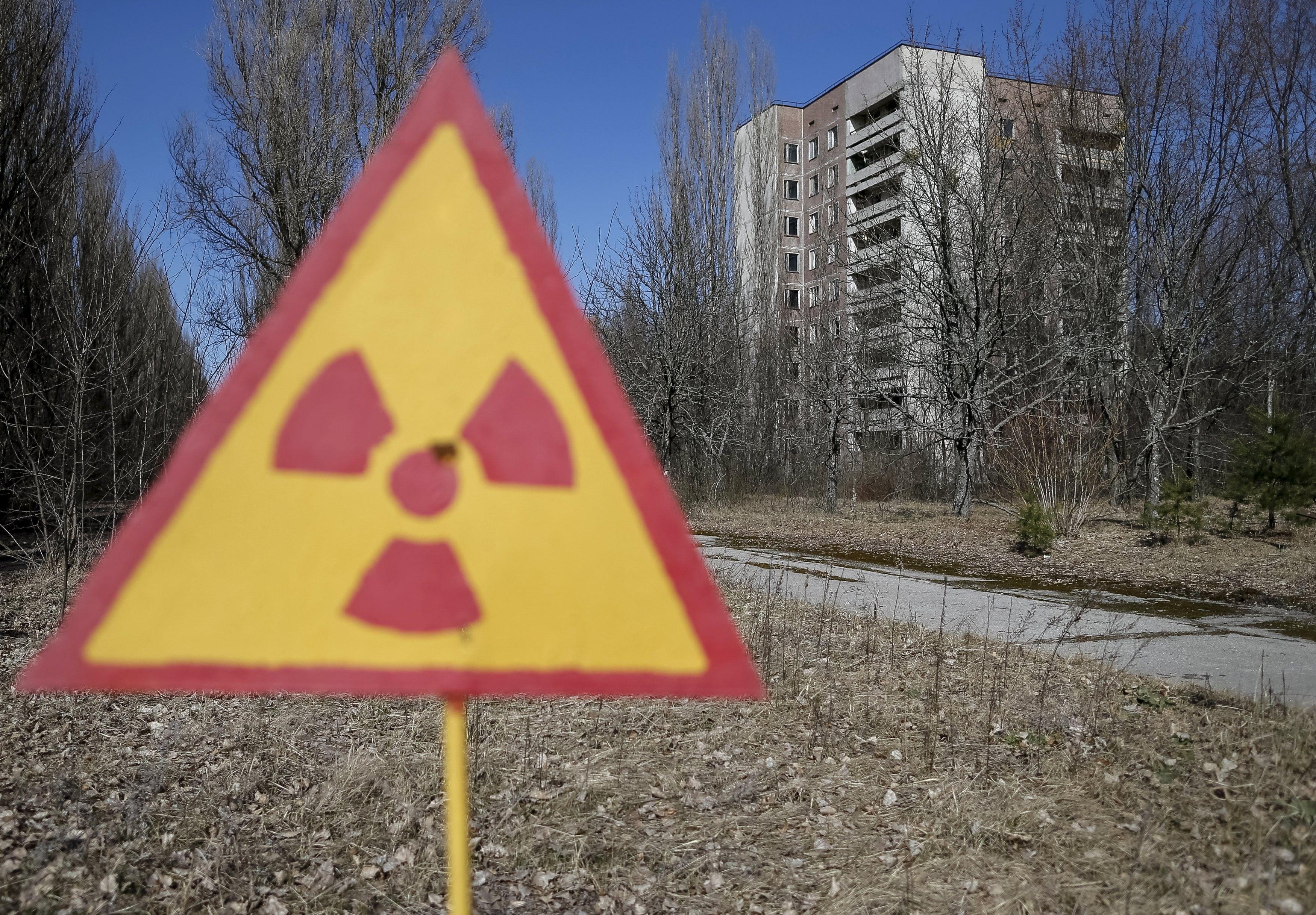 Чернобыль / REUTERS