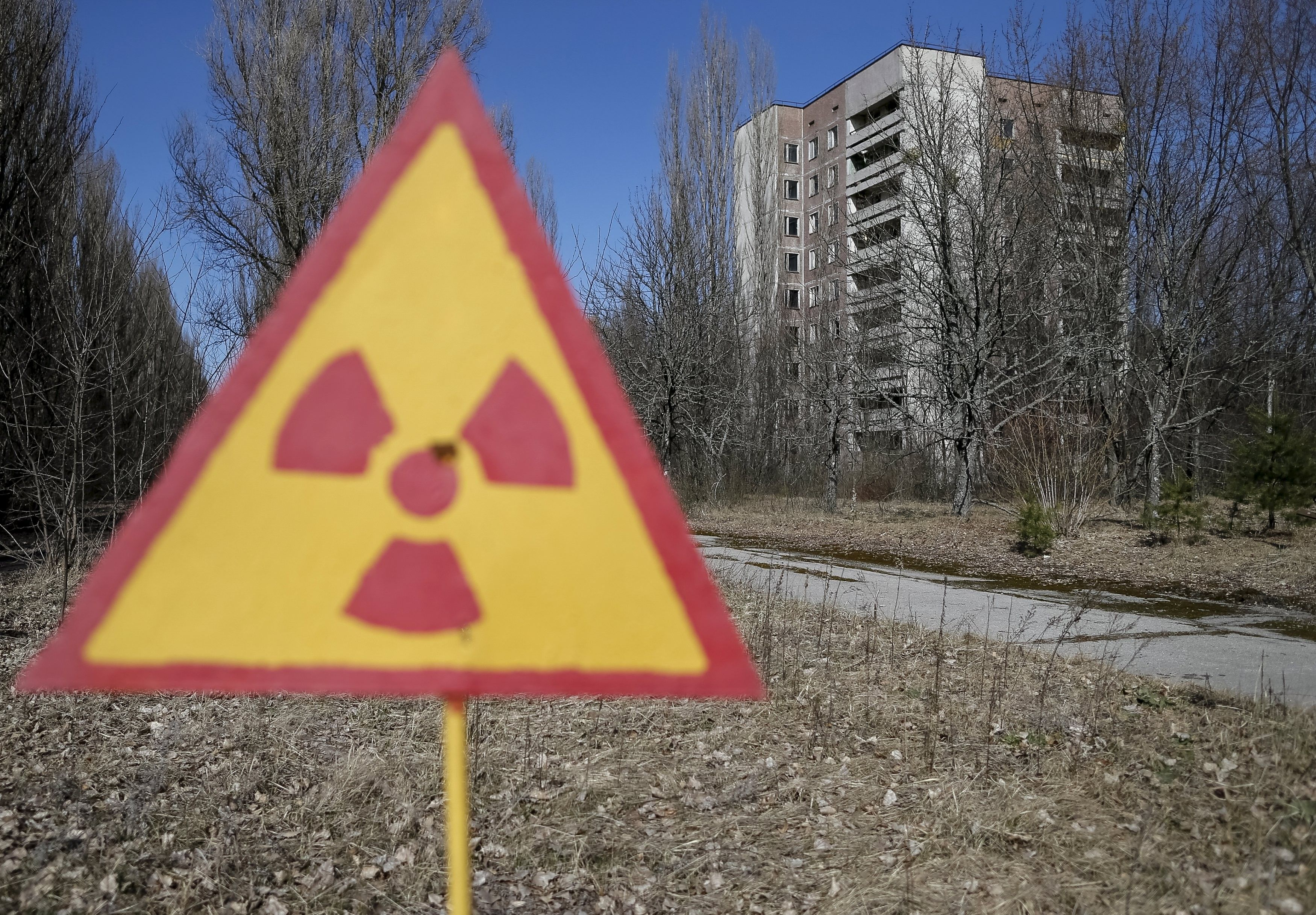 30-я годовщина Чернобыльской катастрофы / REUTERS