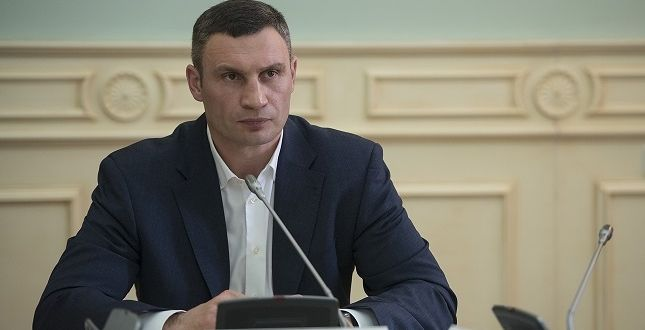 Кличко назвал штурм Киевсовета