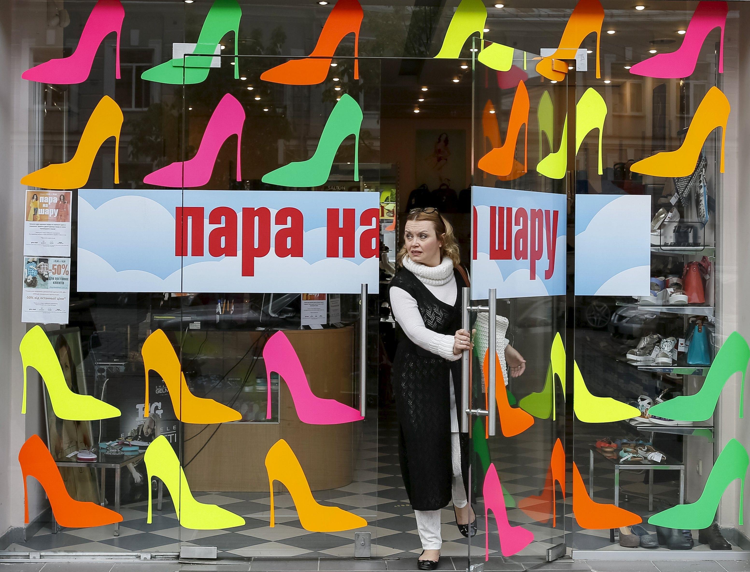 Обувь / фото REUTERS