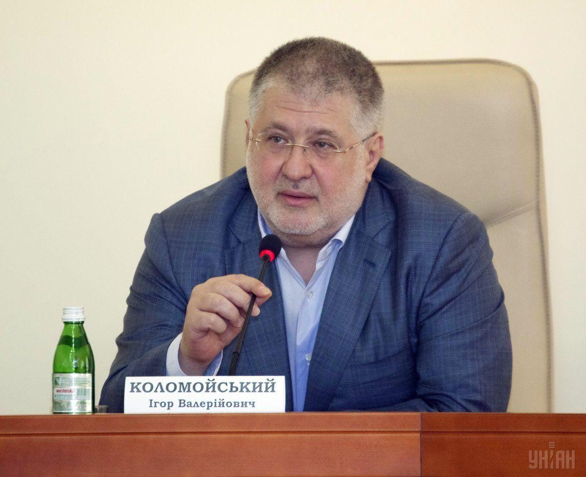 Игорь Коломойский предположил, что после случившегося Гонтареву не выдадут Украине в случае такой необходимости / фото УНИАН