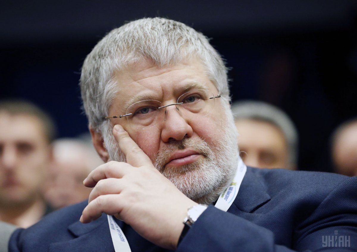 Ihor Kolomoisky / Photo from UNIAN