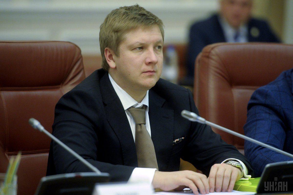 """Коболев ожидает скорого решения суда Нидерландовпо продаже активов """"Газпрома"""" / фото УНИАН"""