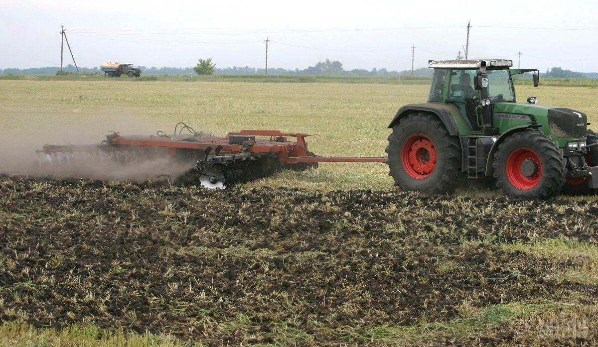Українські аграрії засіяли третину прогнозованих площ / фото УНІАН