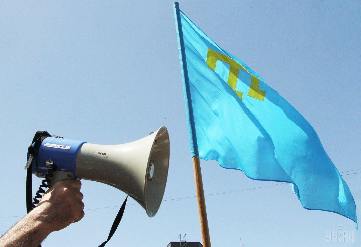 Оккупанты развернули очередную волну репрессий против крымских татар / фото УНИАН