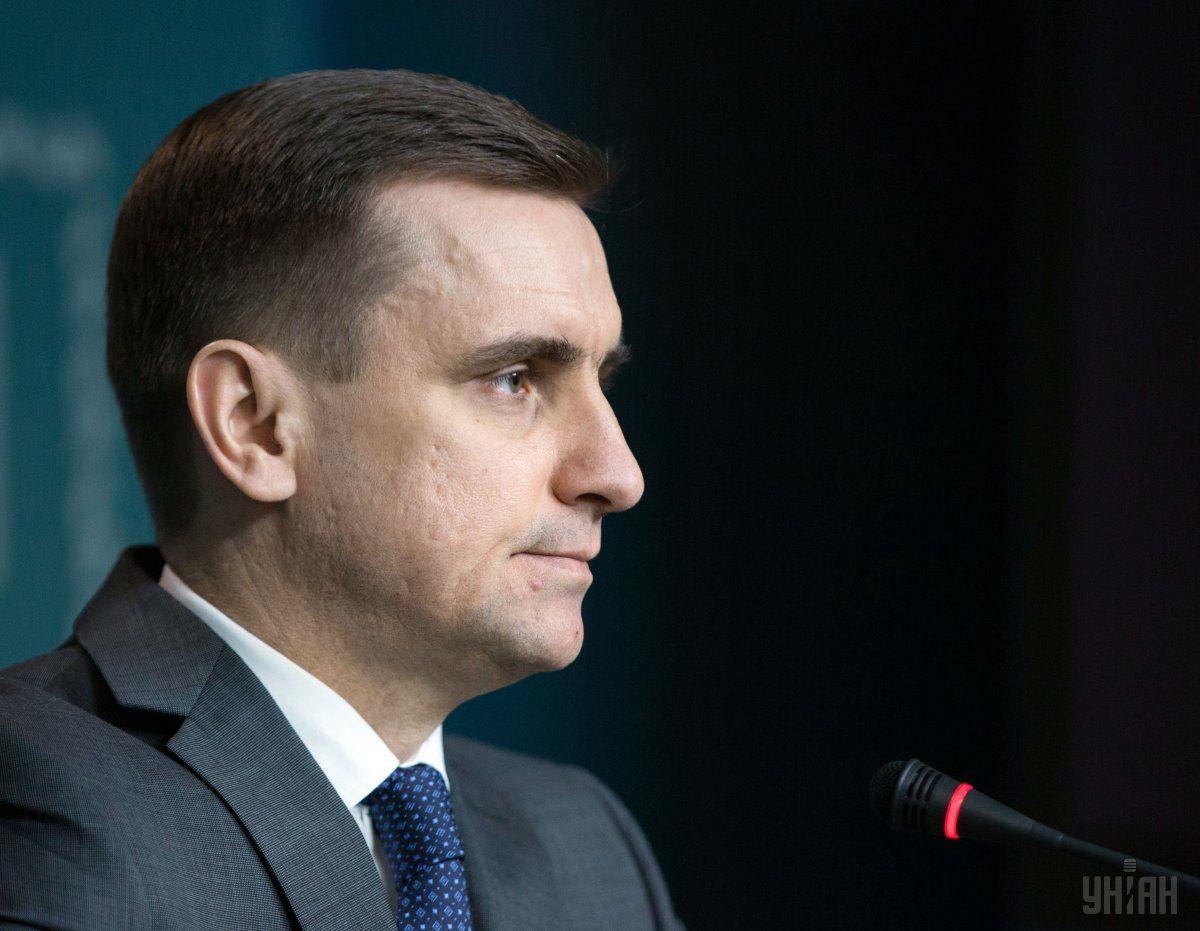 ЗМІ повідомляють про відставку Єлісєєва / фото УНІАН