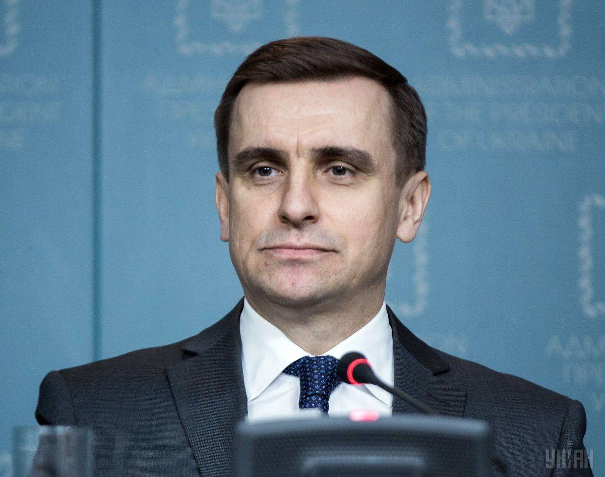 Порошенко уволил Елисеева /фото УНИАН