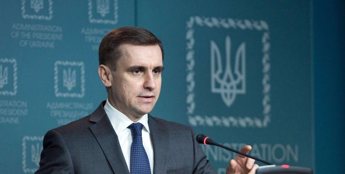 Елисеев подтвердил, что уходит в отставку / фото УНИАН