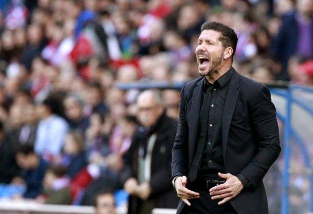 Симеоне является самым высокооплачиваемым тренером в Европе / futbol.as.com