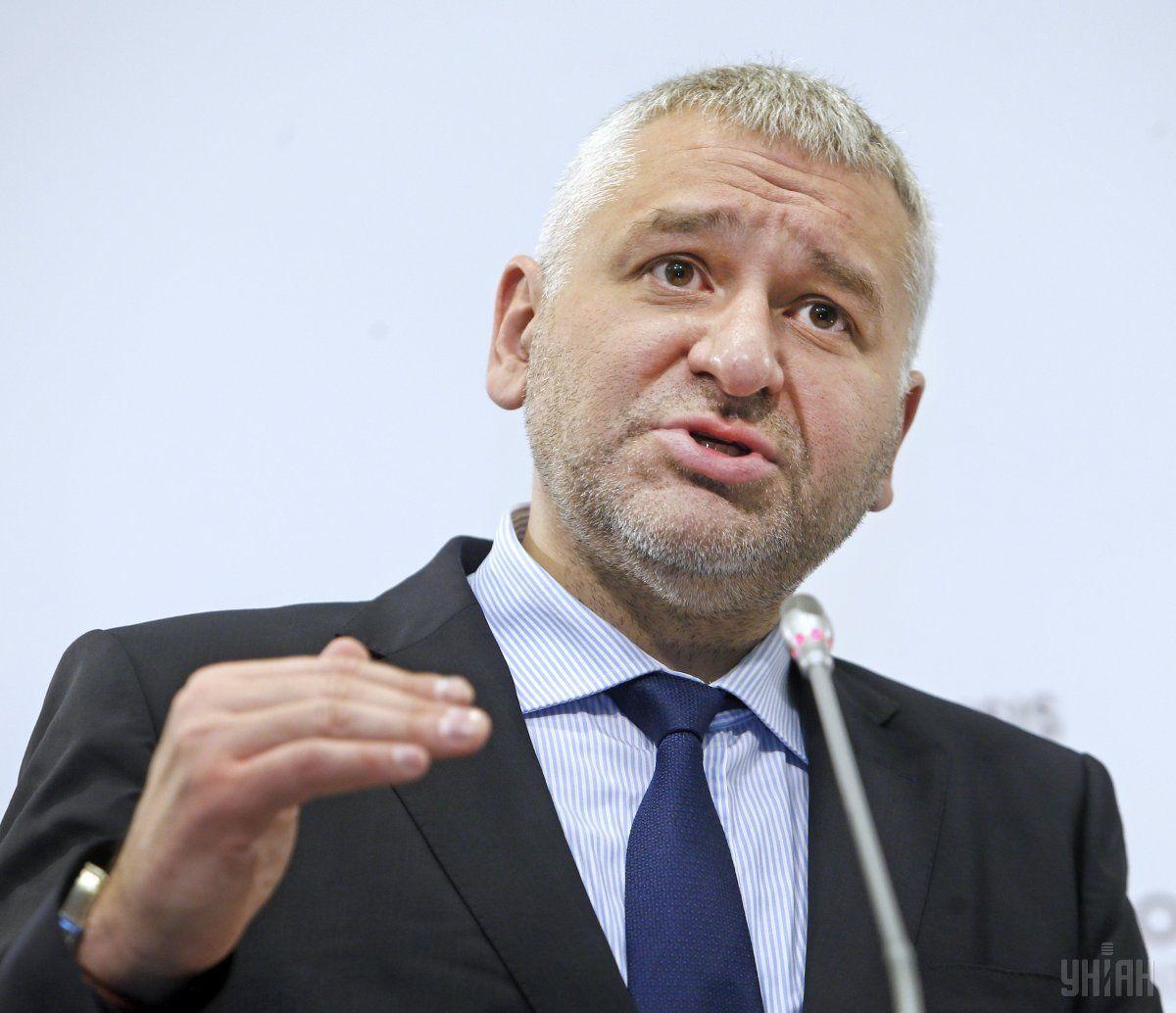 Фейгин считает, что президента Олланда должна волновать судьба Сущенко / фото УНИАН