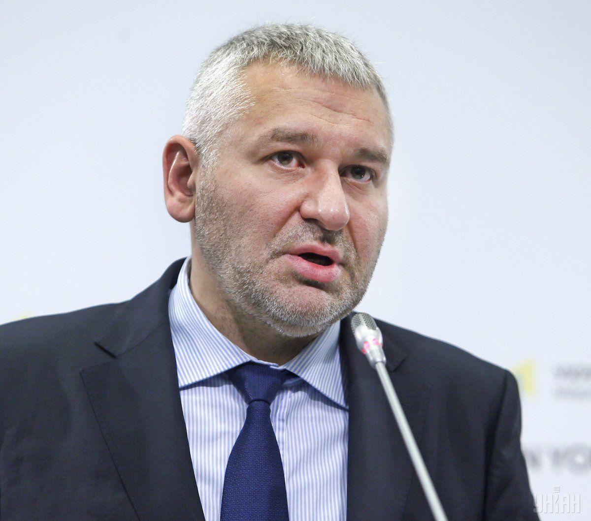 Марка Фейгина лишили статуса адвоката / фото УНИАН