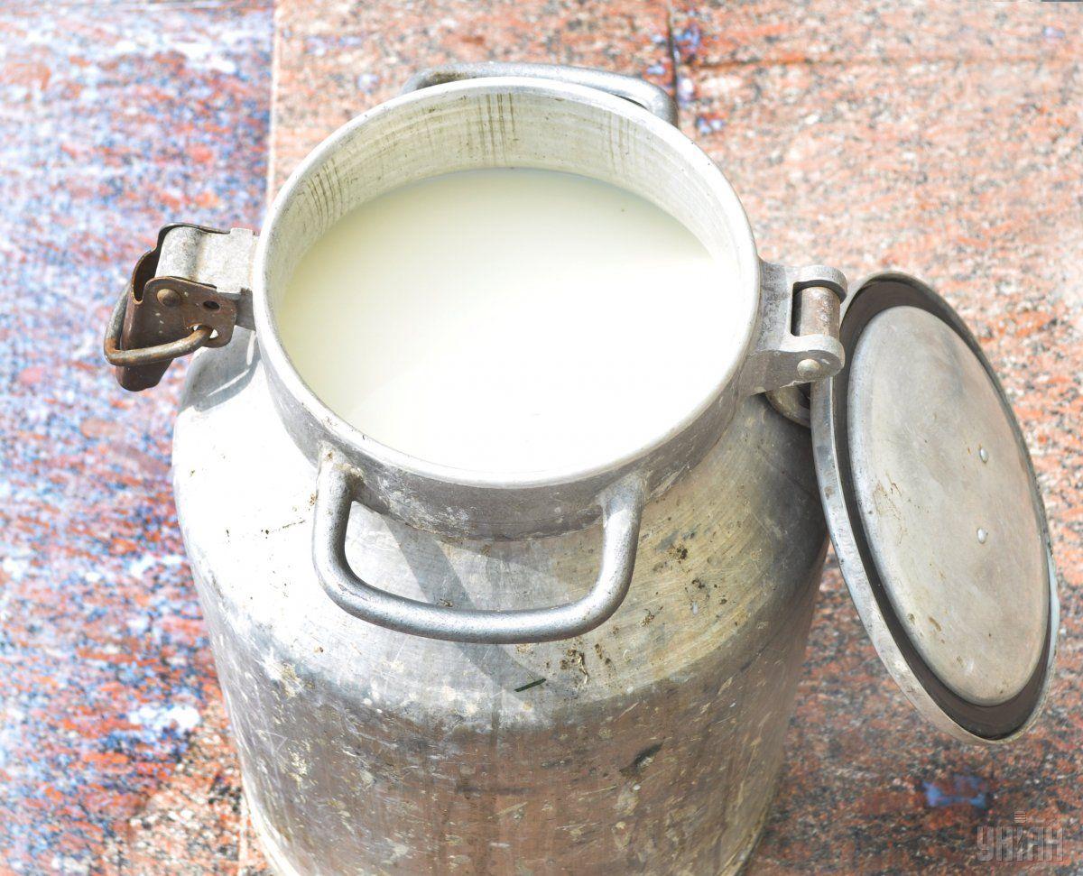 Серди прочего, речь идет о сертификатах на молочную продукцию / Фото УНИАН