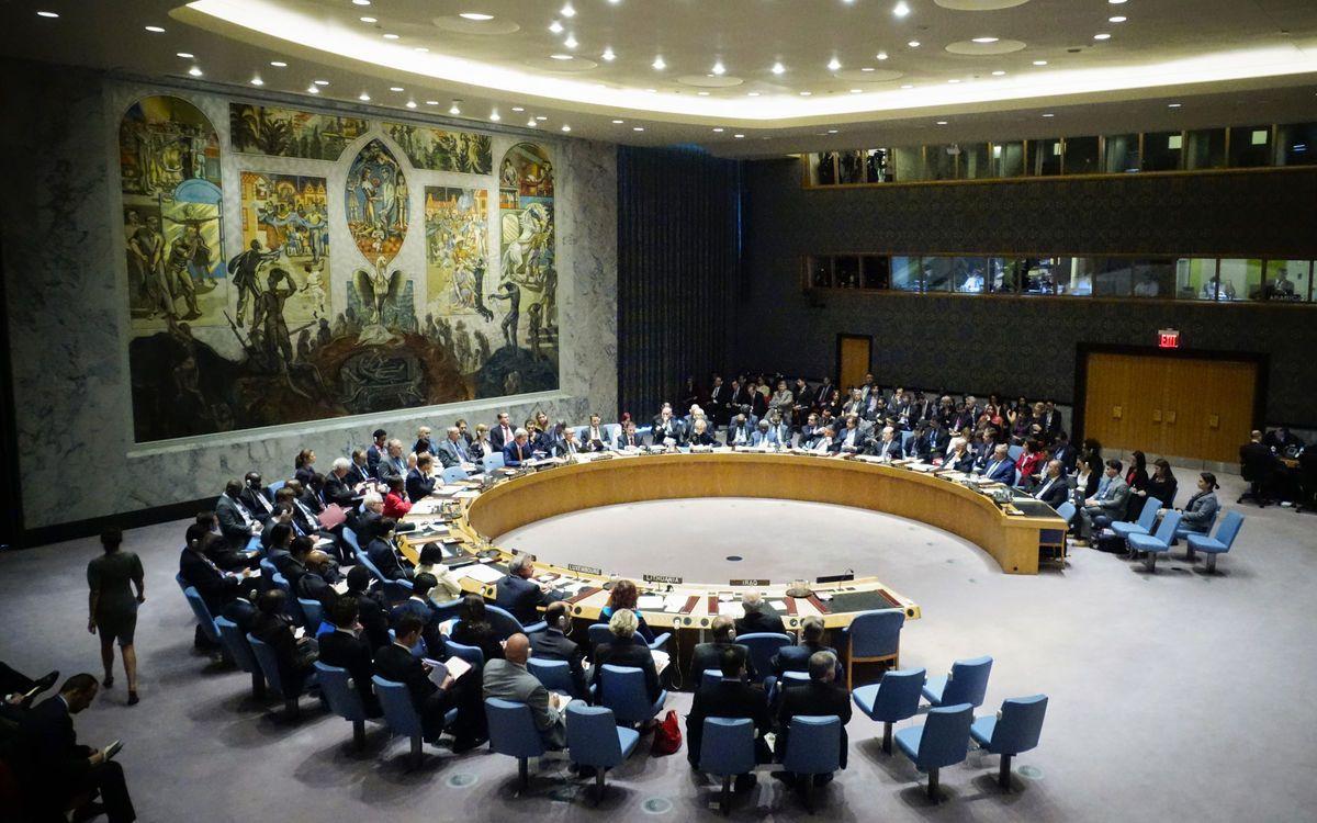 Россия внесла в Совбез ООН свой проект резолюции по Сирии / Фото ukraineun.org