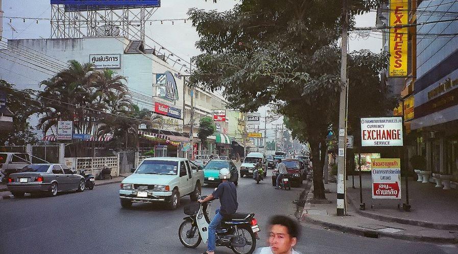 Квітень завжди був одним із найбільш спекотних місяців у Таїланді / Фото Fotoamateur62 via Flickr