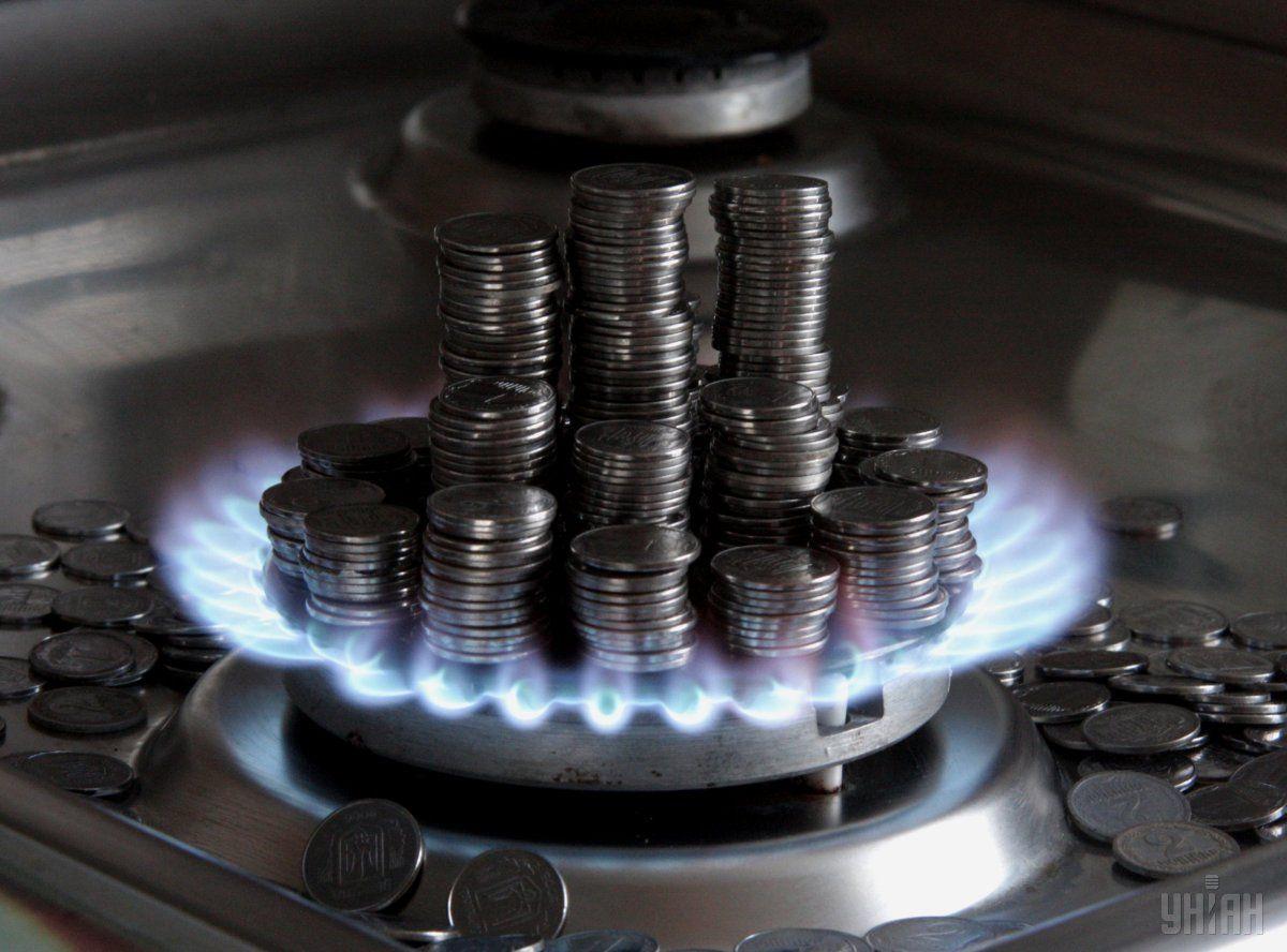 Кабмін залишив незмінною ціну на газ для населення до 1 вересня / фото УНІАН