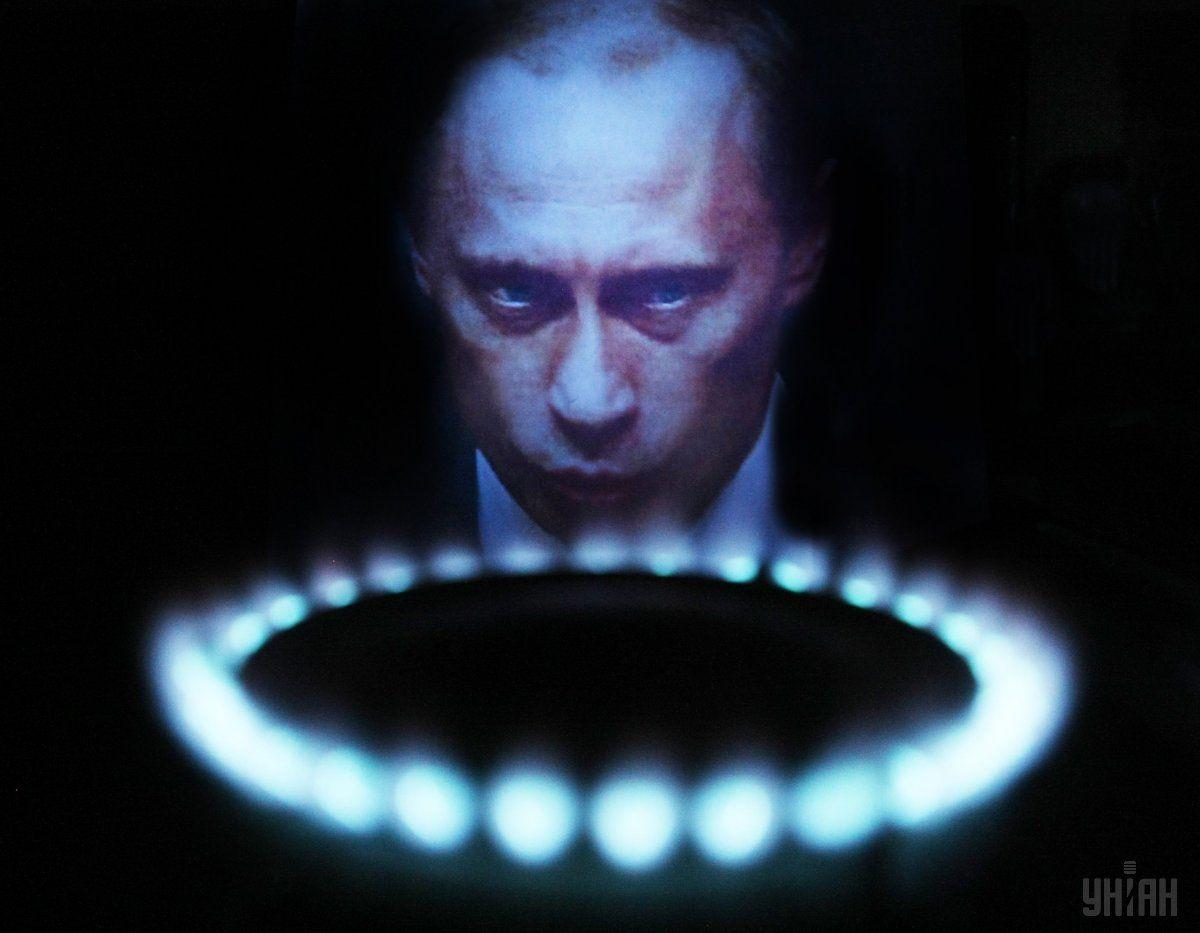 «Газпром» отказался поставлять Украине газ / фото УНИАН