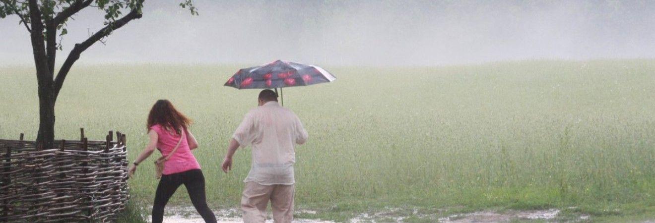 Погода на 13 августа: на запад пришло похолодание с дождями, в других регионах сохранится жара