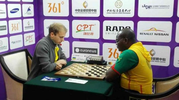 Аникеев среди прочих обыграл гроссмейстера из Сенегала / izmir2016.fmjd.org