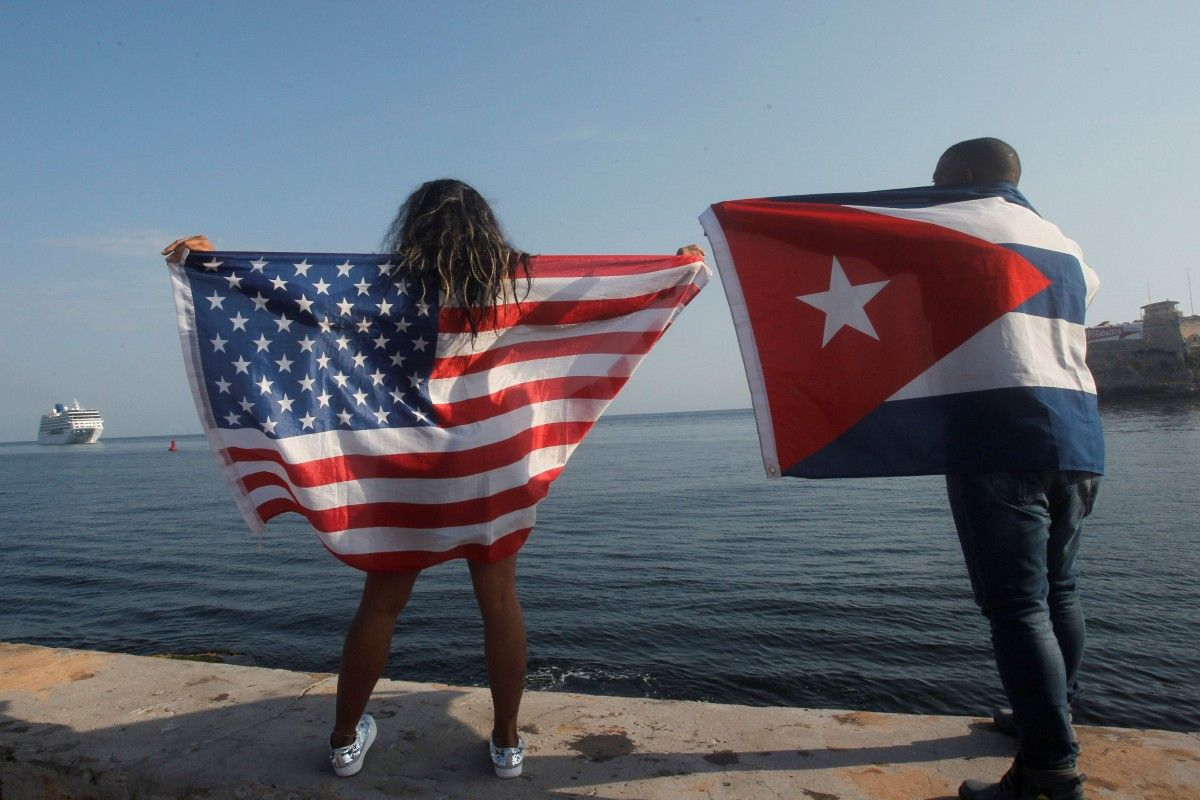 В этот день в 1906году кубинские бизнесмены обратились к США с просьбой аннексировать Кубу / REUTERS