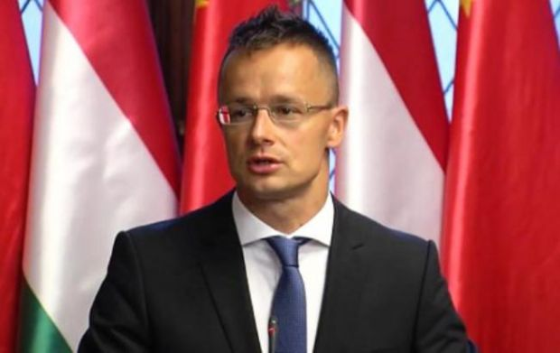 Глава МИД Венгрии Петер Сийярто объяснил, когда Венгрия перестанет мешать интеграции Украины в НАТО / rbc.ua