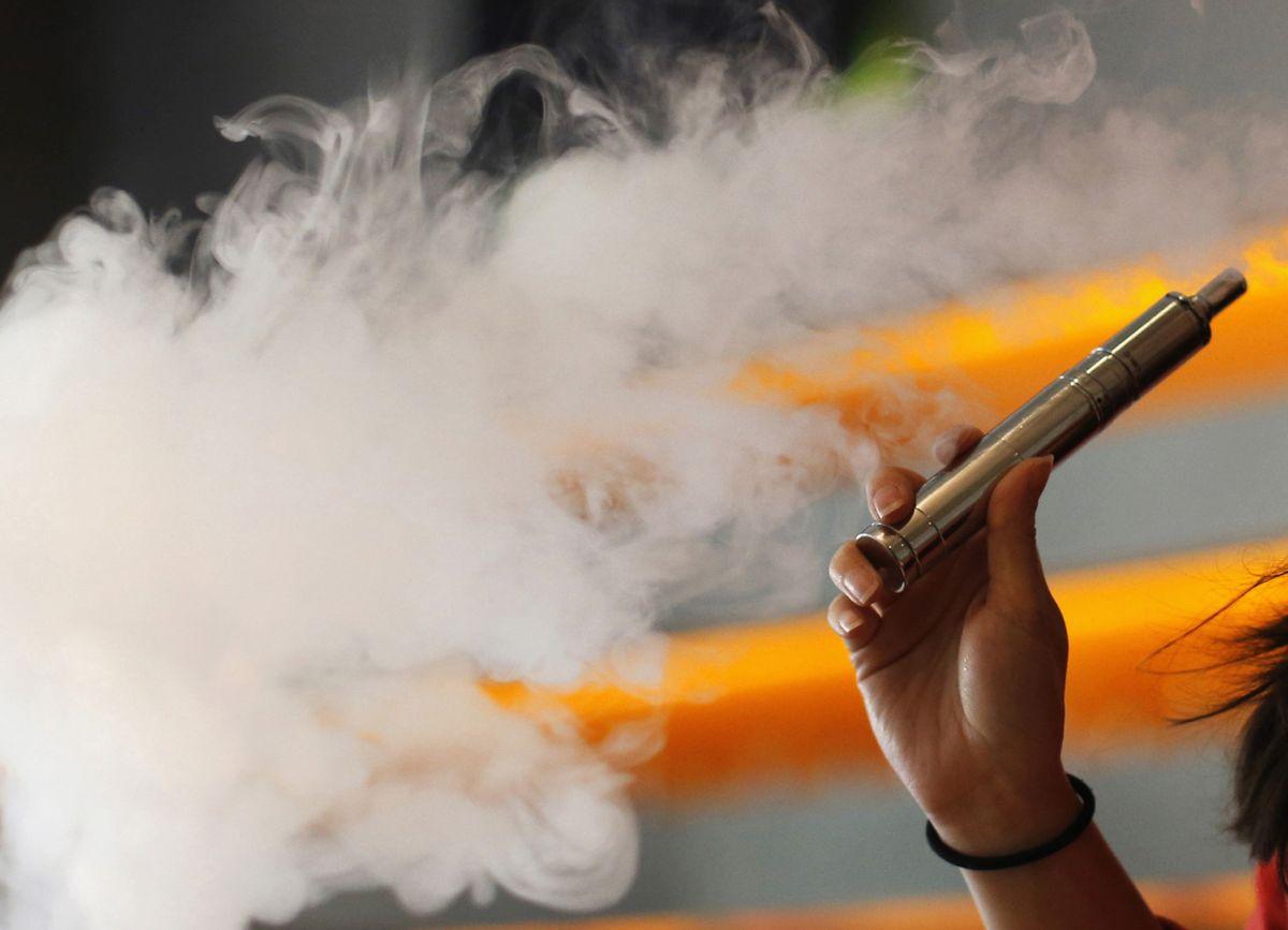 Електронна сигарета / REUTERS