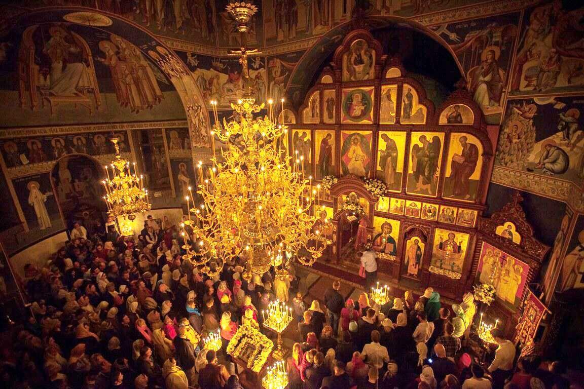 Храм в честь иконы Божией Матери, именуемой