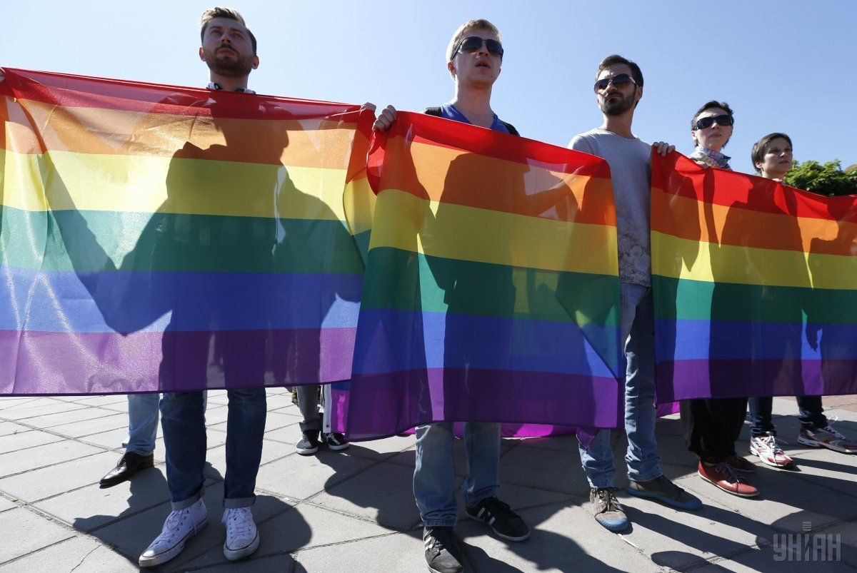 Tombinski: Equality March is a peaceful event in support of human rights / Photo from UNIAN