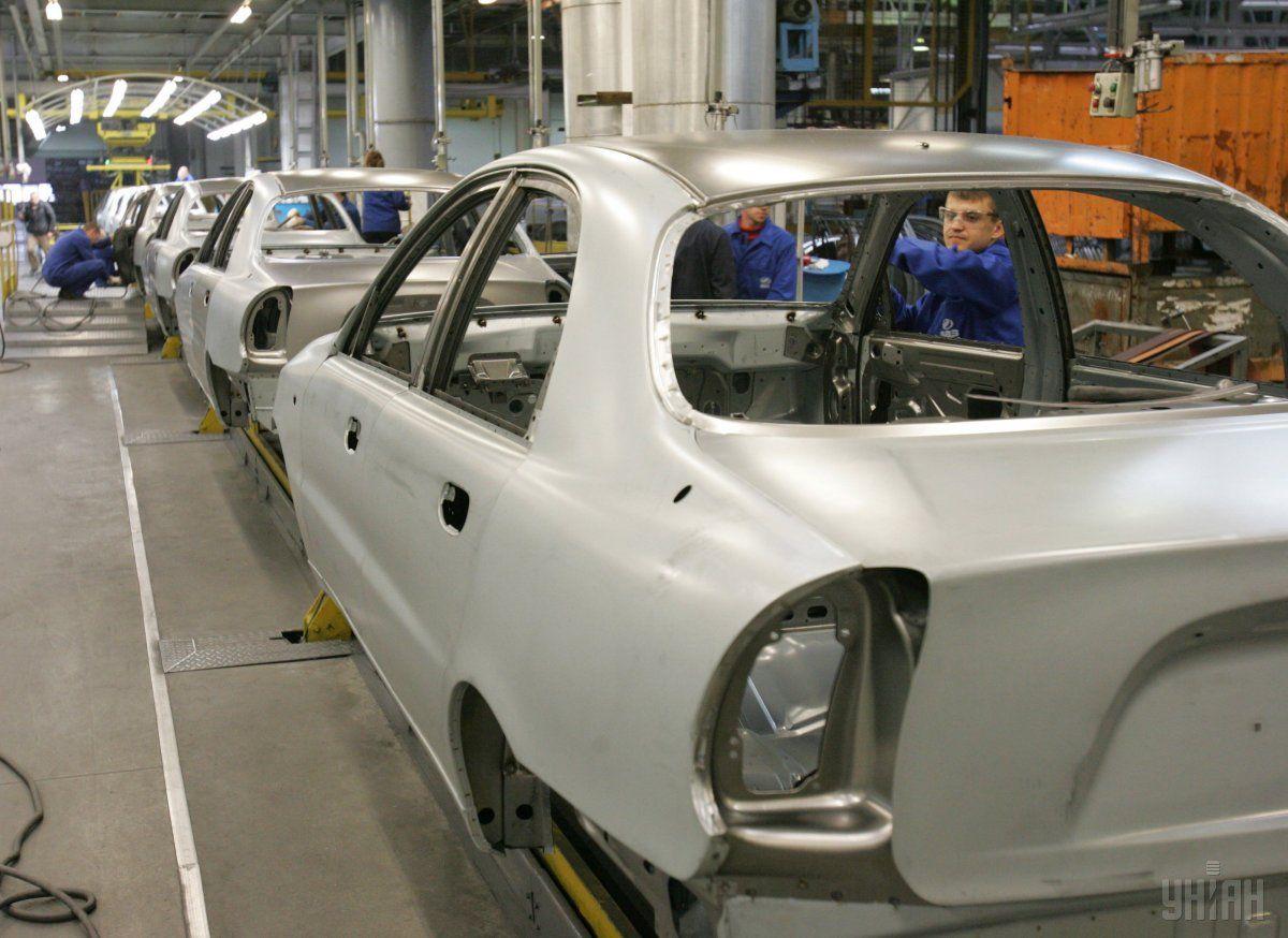 ЗАЗ зупинив виробництво автомобілів моделі Lanos / фото УНІАН