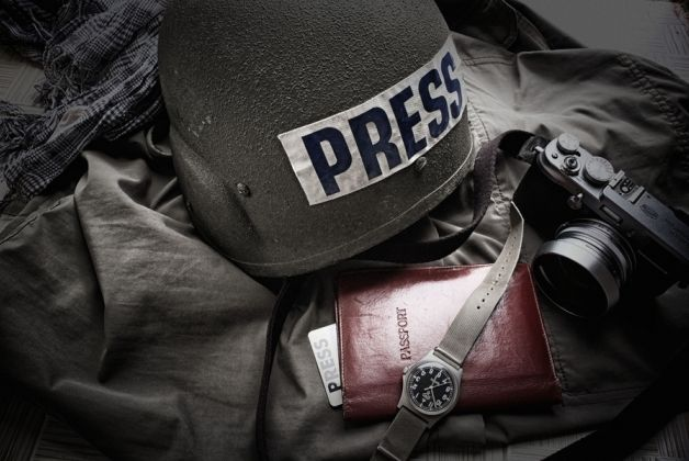 The journalist went missing on June 6 / Photo from pressemblem.ch