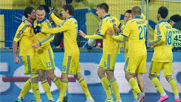 Сборная покинет Украину 22 мая / Goal.com