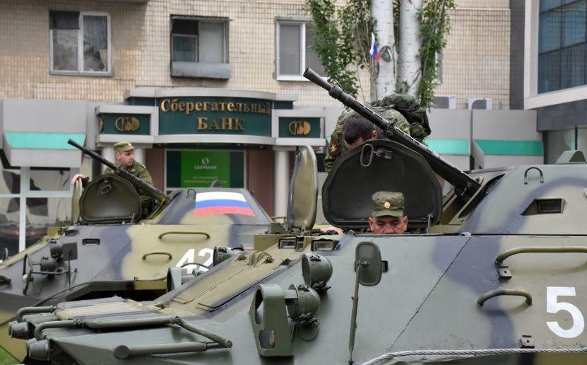 Молдова просила РФ, щоб 1500 військовослужбовців, дислокованих у Придністров'ї, не брали участь у параді / Фото twitter.com/LupineTravel