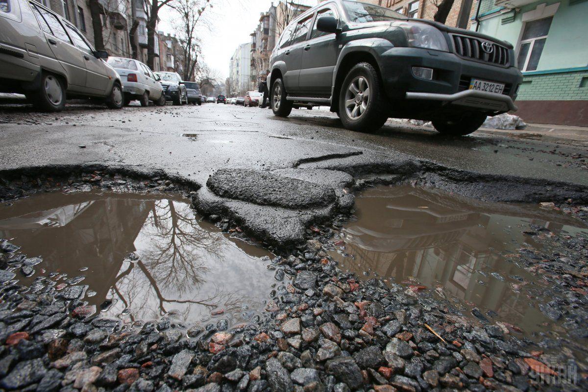 У Кабміні відзвітували про ремонт доріг / фото УНІАН