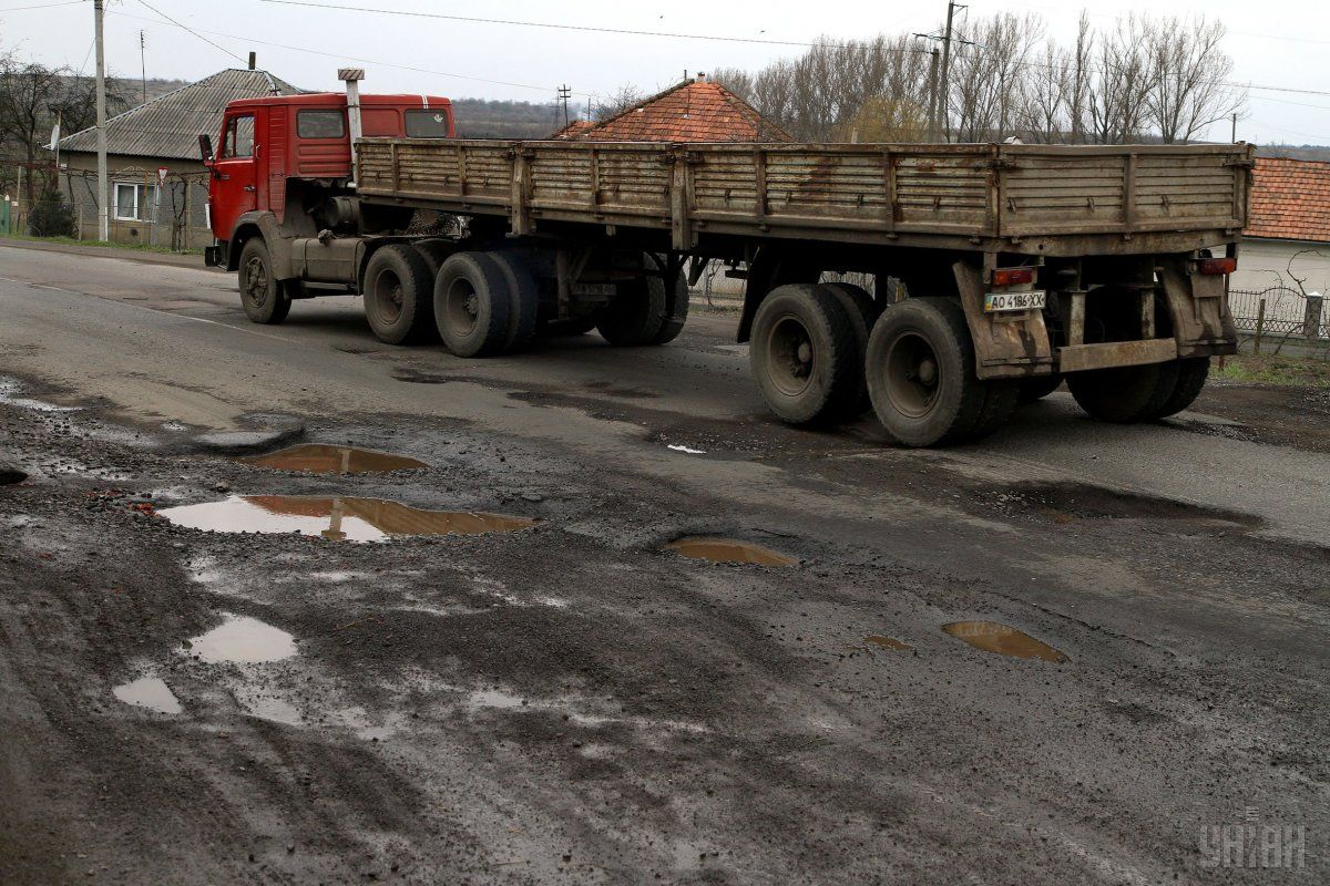 Первой шлаковый щебень начала использовать Донецкая область / фото УНИАН