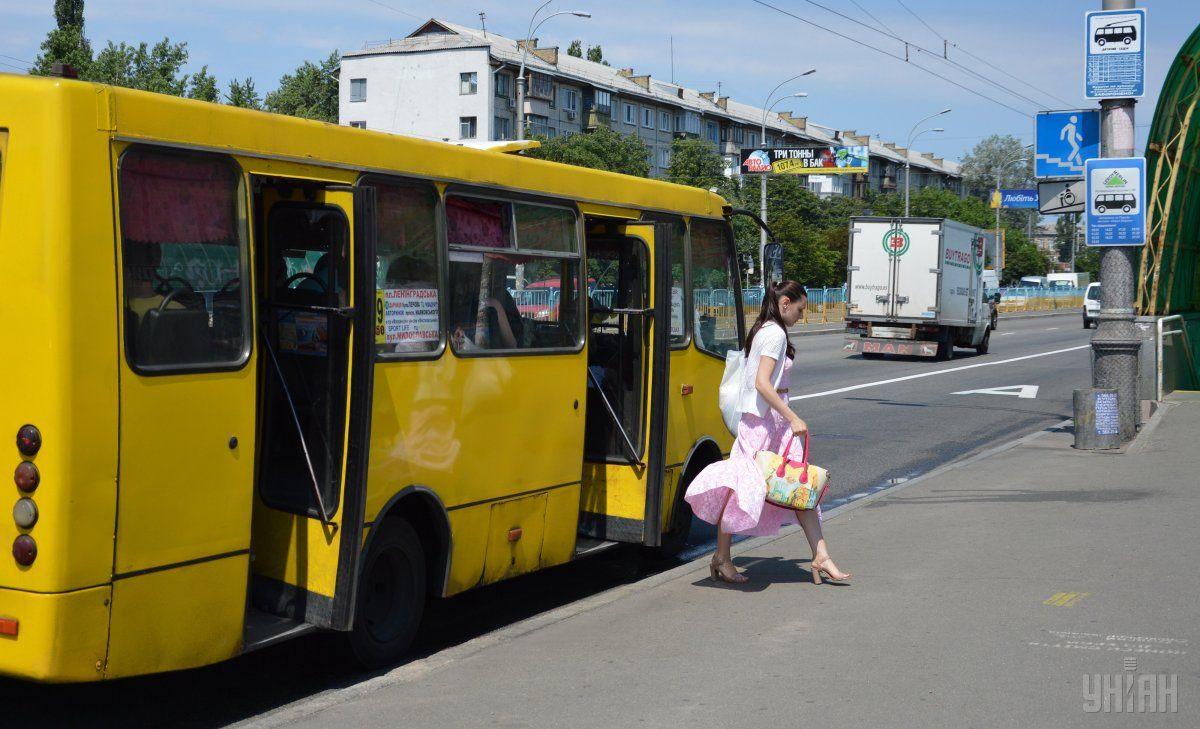 Поїздки в українських маршрутках давно перетворилися на справжню лотерею / фото УНІАН