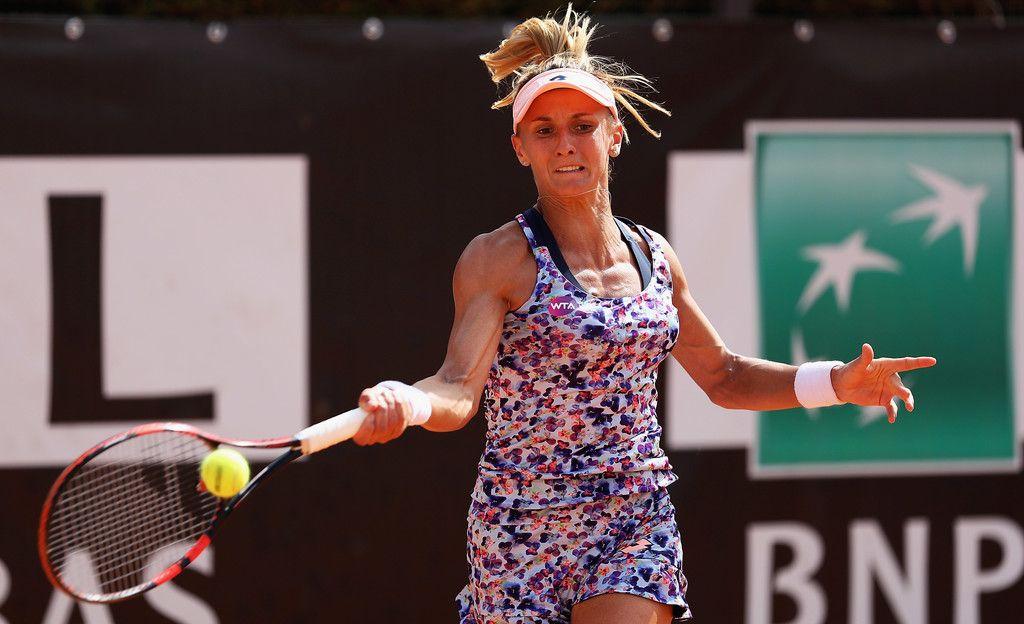 Цуренко не смогла обыграть соперницу из первой десятки мирового рейтинга / btu.org.ua