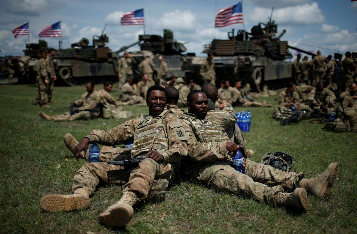 фото российская армия в грузии